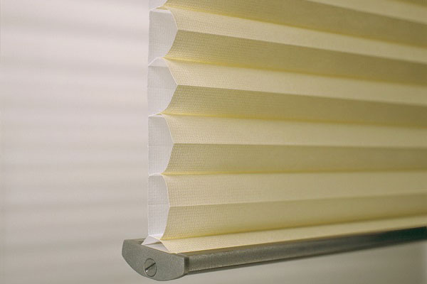 Duette pleated blind