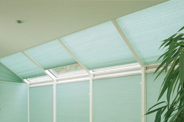 conservatory roof window blinds