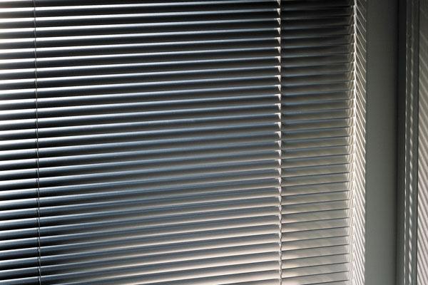 venetian blind slats
