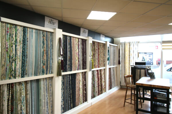 Leighton Buzzard Blinds and Curtains shop