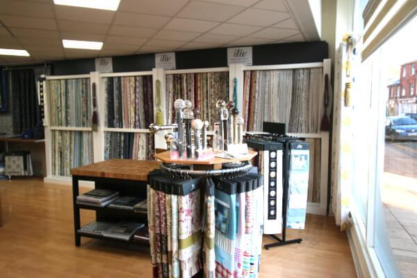Leighton Buzzard Blinds and Curtains shop